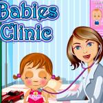 Juego en el hospital de Barbie