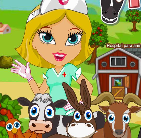 juego-hospital-granja-mascotas