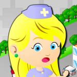 Juego en el hospital de urgencias