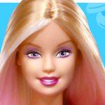 Juego de maquillaje con Barbie