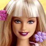 Juego de maquillaje mágico para Barbie
