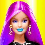 Juego de ropa con Barbie
