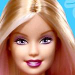 Juego de maquillar a Barbie
