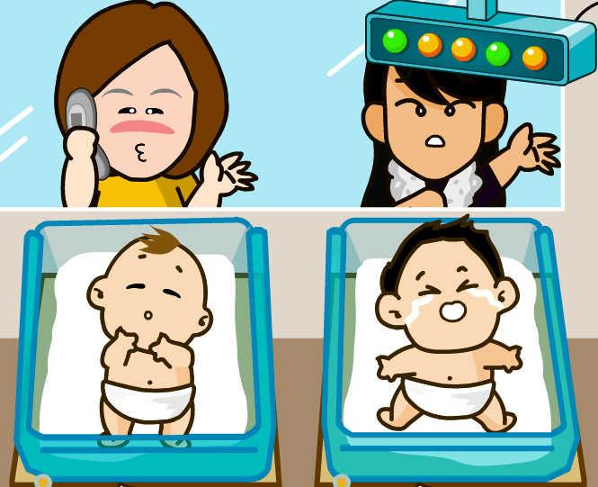 juego-medico-cuidando-recen-nacidos