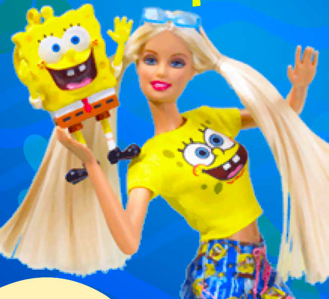 juego-memoria-barbie-bob-esponja