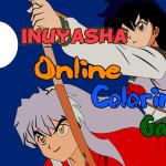 Juego de pintar a Inuyasha