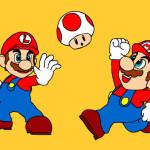 Juego de pintar a Mario Power