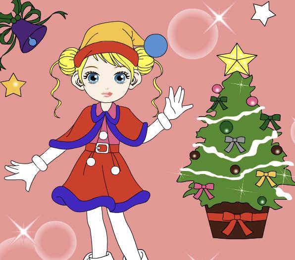 juego-pintar-postales-navidad