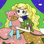 Juego de pintar la princesa