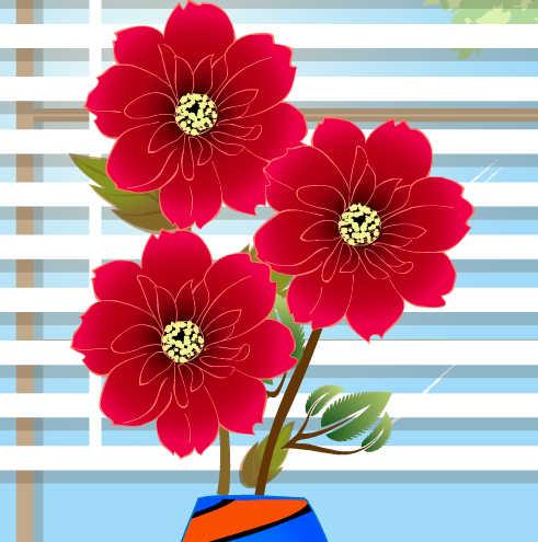 juego-plantas-ramos-arreglos-florales