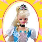 Juego de puzzle con Barbie princesa
