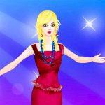 Juego de vestir a Barbie de fiesta