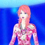 Juego de vestir a Barbie de gala