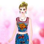 Juego de vestir con Barbie viajera