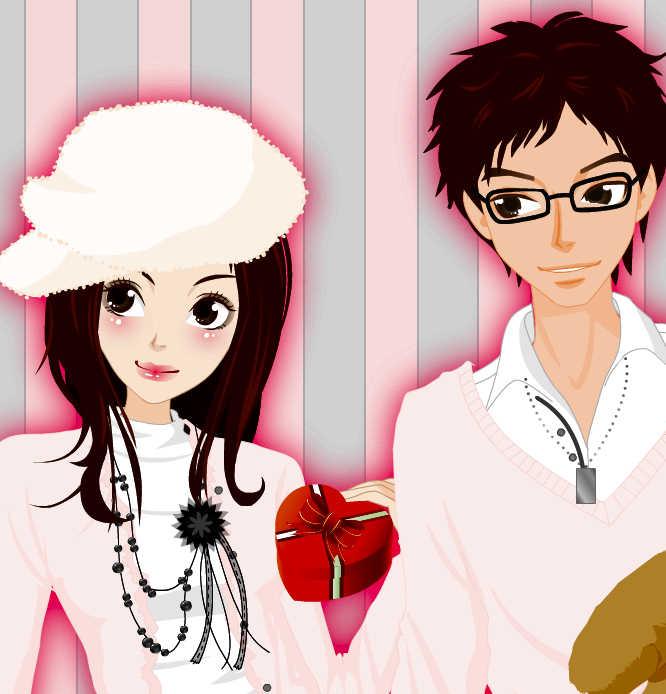 juego-vestir-cita-san-valentin