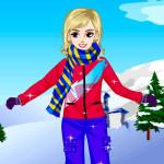 Juego de vestir para deportes de nieve