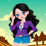Juego de vestir a la granjera