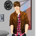 Juego de vestir a Justin Bieber