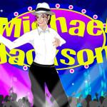 Juego de vestir a Michael Jackson
