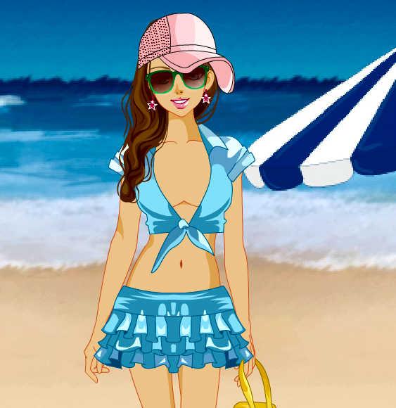 juego-vestir-playa