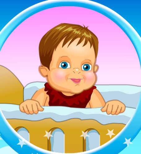 Juegos de vestir baby