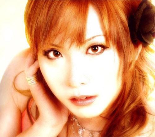 oriental guapa chica