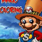 Juego de pintar a Mario millonario