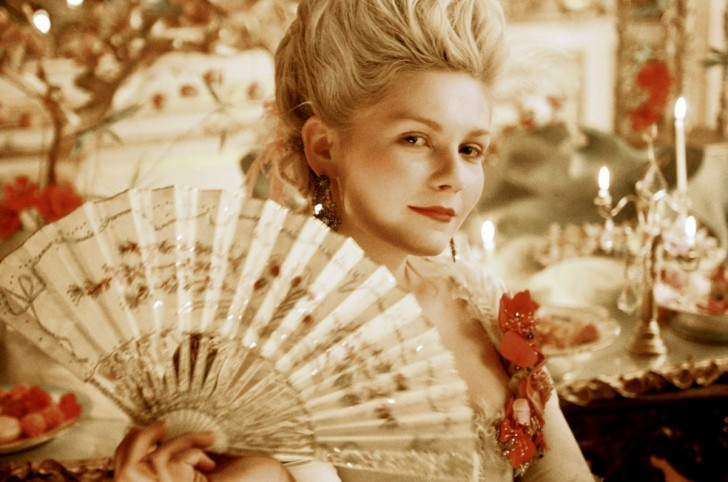 Marie Antoinette dunst