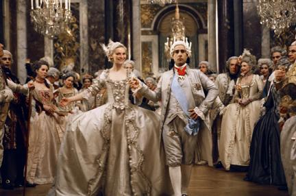 Marie Antoinette francia