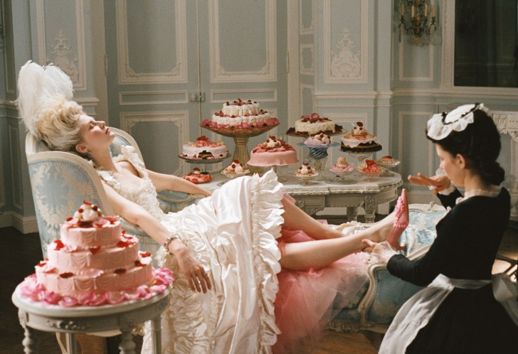 Marie Antoinette kirsten