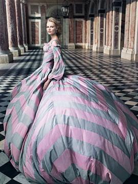 Marie Antoinette vogue 1