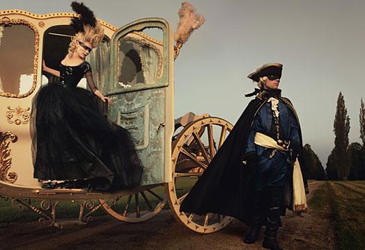 Marie Antoinette vogue 4