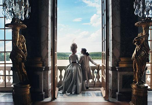 Marie Antoinette vogue 5
