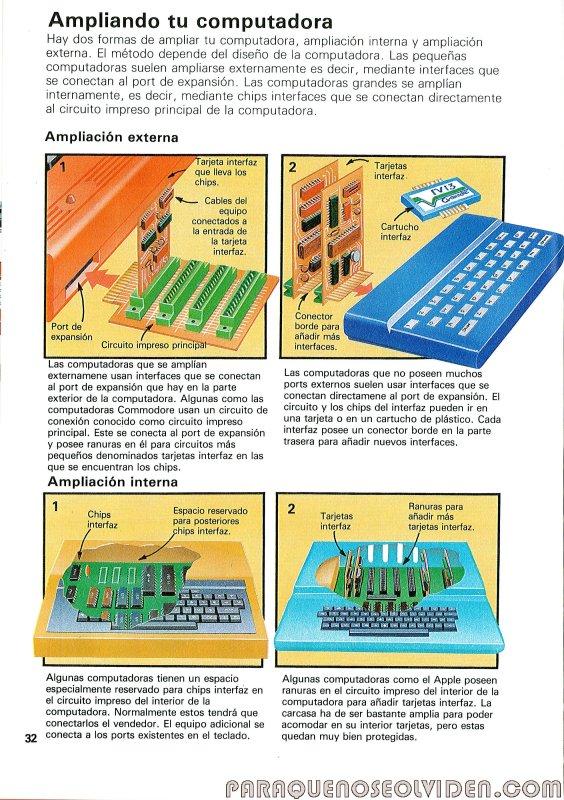 ampliando microcomputador 33