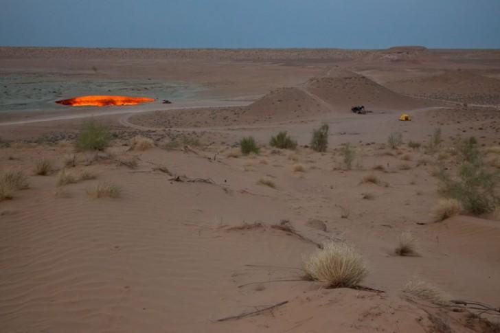 crater darvaza infierno