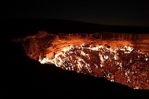 darvaza turkmenistan infierno