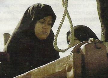 iran ejecuciones mujer