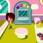 Juego de cocinar y servir dulces