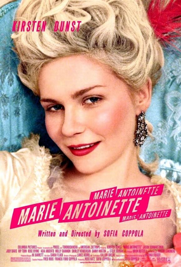 maria antonieta poster