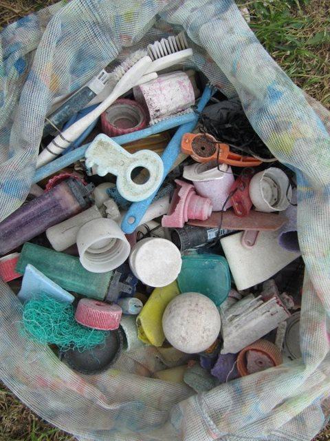plastico contaminacion mares