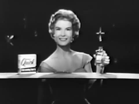 publicidad belleza 1950