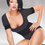 Rihanna la más sexy según FHM