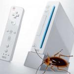La Wii de Nintendo atrae a las cucarachas debido a una frecuencia que emite