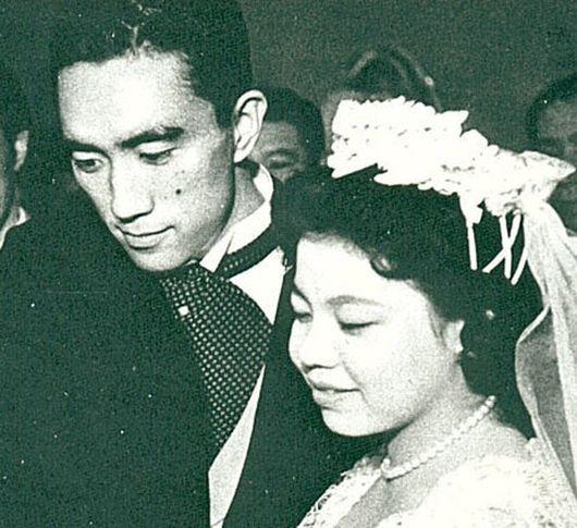 Yukio Mishima 11 1958 yoko
