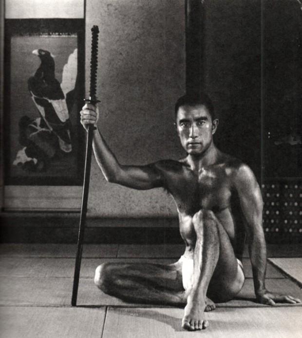 Yukio Mishima Miima