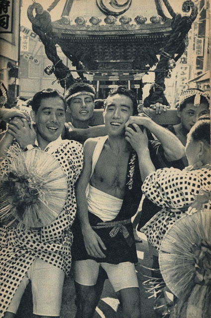 Yukio Mishima amigos