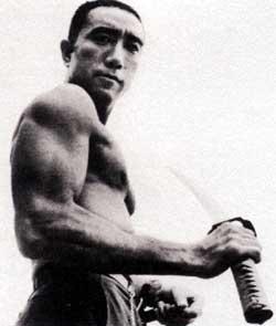 Yukio Mishima culturista