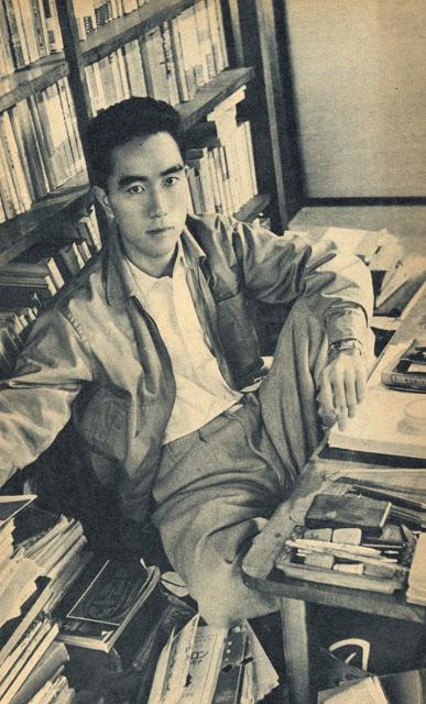 Yukio Mishima escritor japones