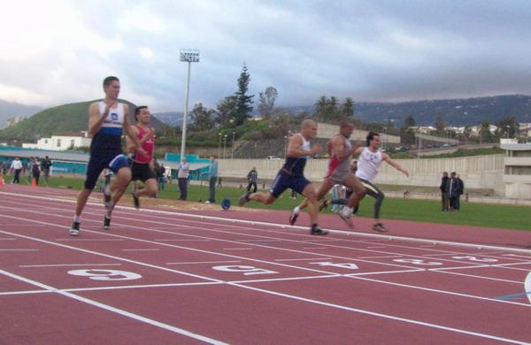 corredores atletismo carrera competicion olimpica