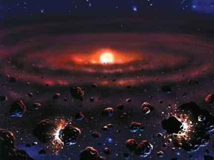 formacion sistema solar